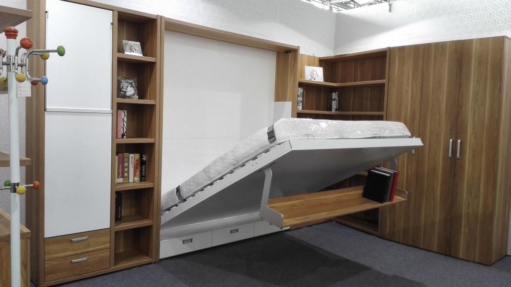 Шкаф-кровать трансформер своими руками + диван