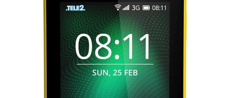 Как выбрать кнопочный телефон для Tele2